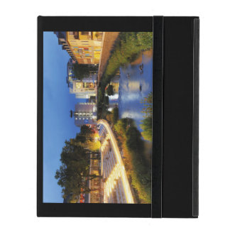 Victories victory banks to the blue hour iPad folio case