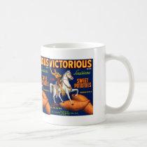 Victorious Brand Louisiana Sweet Potatoes Coffee Mug