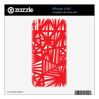 Victorious Famous Energetic Emotional iPhone 4 Skin