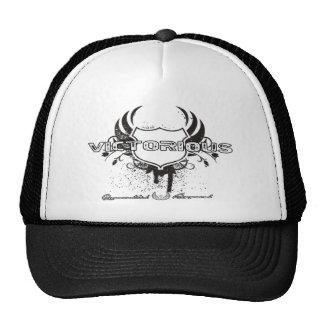 VICTORIOUS Light T-Shirt Trucker Hat