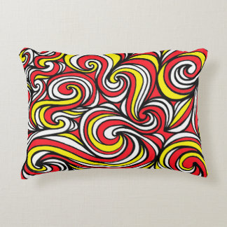Victorious Philosophical Beneficial Patient Decorative Pillow