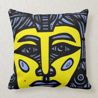 Victorious Proud Powerful Impressive Pillow
