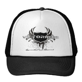 VICTORIOUS Shield of GOD Trucker Hat