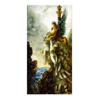 Victorious Sphinx by Gustave Moreau Photo Cards
