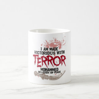 Victorious With Terror Mug