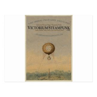 Victorium Steampunk Postal