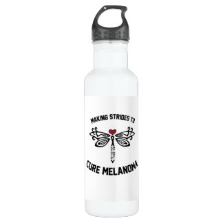 Victors Melanoma Research Team Water Bottle