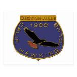 Victorville 1988 postales