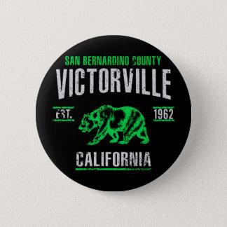 Victorville Pinback Button