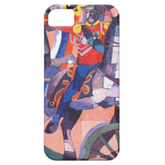 Victory battle by Aristarkh Lentulov iPhone 5 Covers