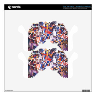 Victory battle by Aristarkh Lentulov Skins For PS3 Controllers