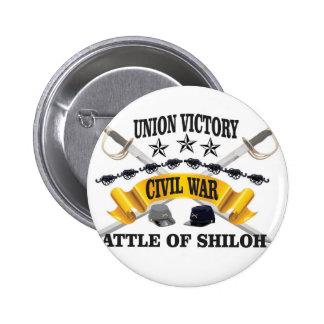 victory battle of shiloh button