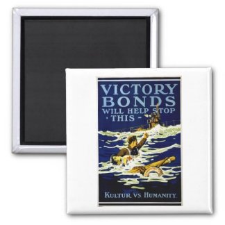 Victory Bonds Will Help Stop This Magnets