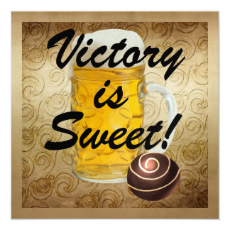 Victory Celebration - SRF Card