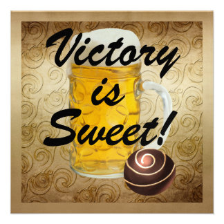 Victory Celebration - SRF Personalized Announcement