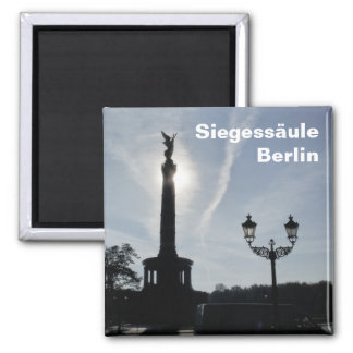 Victory-Column_02.01.G with street lamp, Berlin Magnet