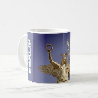 Victory Column 02.T.F.7.3, Siegessäule, Berlin Coffee Mug