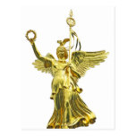 Victory Column Angel (siegessaule),Berlin (v10) Postcard