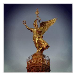 Victory-Column, BERLIN 003.01.2 Poster