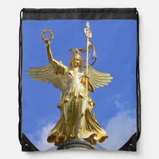 Victory Column, Berlin, Siegessaeule Grosser Stern Backpack
