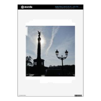 Victory-Column, Berlin Decals For iPad 3