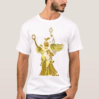 Victory Column(siegessaule),Berlin,Angel White Bac T-Shirt