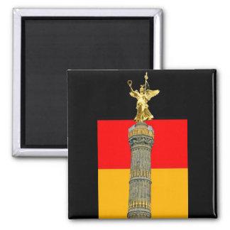 Victory Column (siegessaule),Berlin, German Flag Magnets