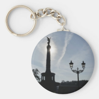 Victory-Column with street lamp, Berlin Keychain
