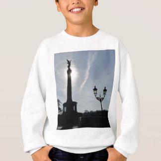 Victory-Column with street lamp, Berlin Sweatshirt