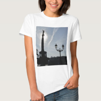 Victory-Column with street lamp, Berlin T-shirt