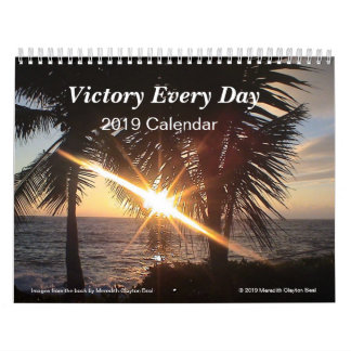 Victory Every Day Calendar