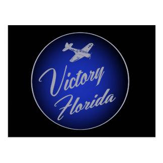 Victory Florida Postcard