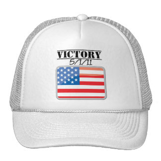 Victory For America 5/1/11 Trucker Hat
