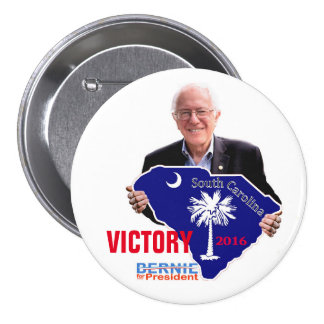 Victory for Bernie in 2016 Pinback Button