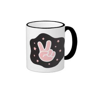 Victory for Me! Ringer Mug