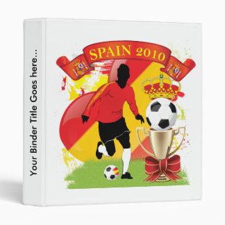 Victory for Spain Binders