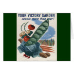 Victory Garden Greeting Cards