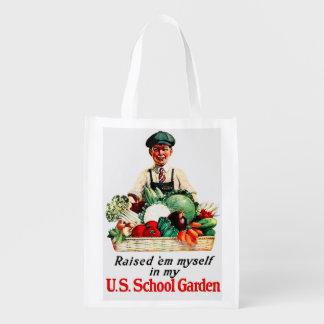 Victory Garden Grocery Bag