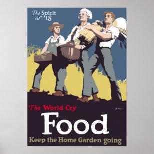 Genial Victory Garden Poster
