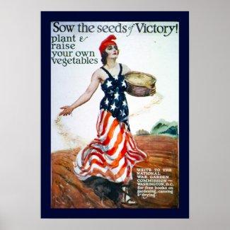Victory Garden Print