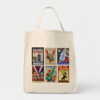 Victory Gardeners Unite! Tote Bag