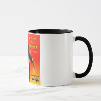 Victory in Christ Mug