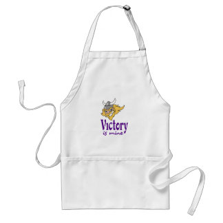 VICTORY IS MINE APRONS