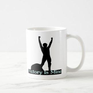 Victory Is Mine Coffee Mugs