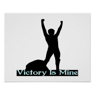 Victory Is Mine Poster