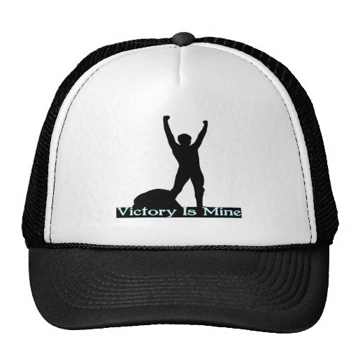 Victory Is Mine Trucker Hat