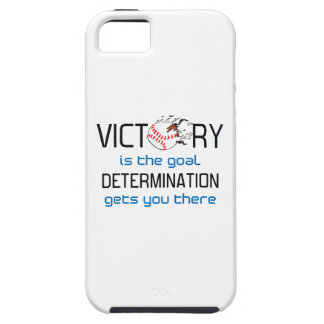 VICTORY IS THE GOAL iPhone 5 CASE
