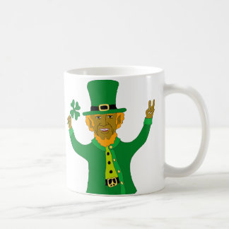 Victory Leprechaun Coffee Mug