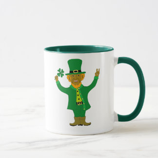 Victory Leprechaun Mug