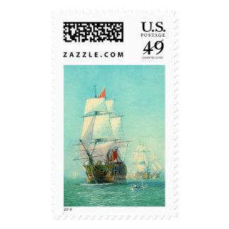 'Victory' Maiden Voyage1922 Postage